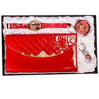 Подарочный комплект женских аксессуаров «Светская дива» JESOU [36150] (Романтика Лондона)
