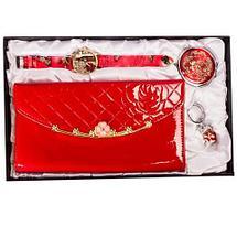 Подарочный комплект женских аксессуаров «Светская дива» JESOU [36150] (Элегантность Парижа), фото 3