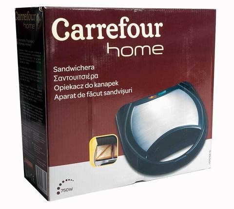 Сендвичница Carrefour Home HSM2168-10