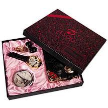 Подарочный комплект женских аксессуаров «Стильные штучки» JESOU (Цветочное изящество), фото 2