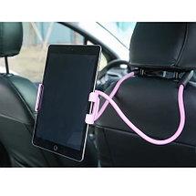 Держатель универсальный гибкий для телефона на шею (Черный), фото 3