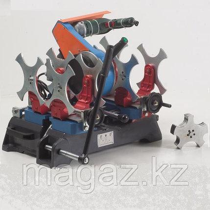 Сварочный аппарат для стыковой сварки AL160 (40мм-160мм), фото 2