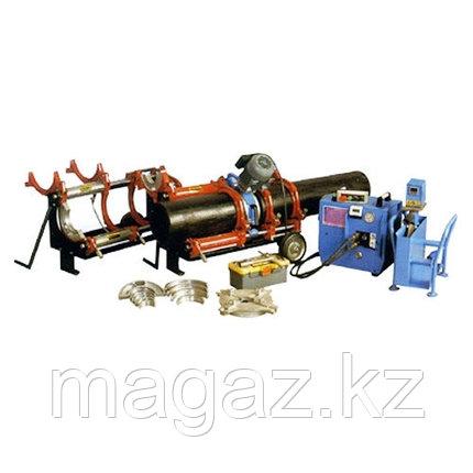 Сварочный аппарат для стыковой сварки AL250 (75мм-250мм), фото 2