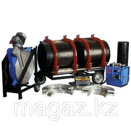 Сварочный аппарат для стыковой сварки AL630 (315мм-630мм), фото 2