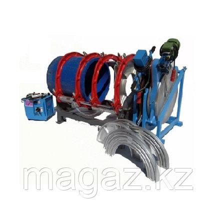 Сварочный аппарат для стыковой сварки AL800 (500-800мм), фото 2