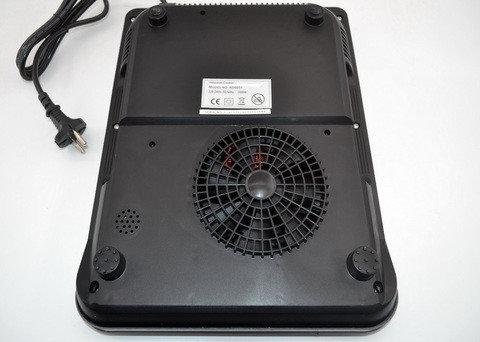 Плита индукционная одноконфорочная DSP KD5031, фото 2