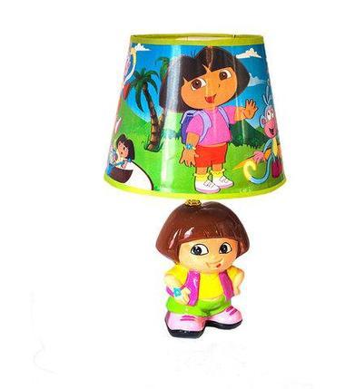 Лампа настольная детская Cartoon (Тачки), фото 2