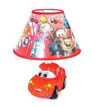 Лампа настольная детская Cartoon (Тачки), фото 3