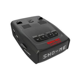 Радар-детектор [антирадар] SHO-ME G-800STR