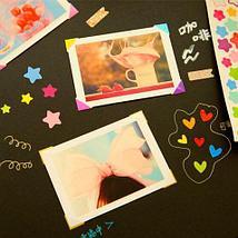 Фотоальбом Fairy-Tale Life перекидной на кольцах [25 листов] (Розовая пантера), фото 2
