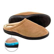 Тапочки домашние с гелевой стелькой Comfort Gel (S: 37/38), фото 2
