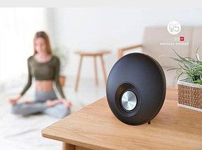 Колонка Bluetooth беспроводная JBL K4+ Playlist с MP3-плеером (Черный), фото 3
