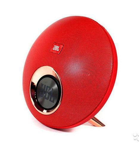 Колонка Bluetooth беспроводная JBL K4+ Playlist с MP3-плеером (Красный)