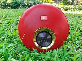 Колонка Bluetooth беспроводная JBL K4+ Playlist с MP3-плеером (Красный), фото 3