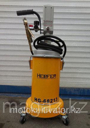 Пневматический экстрактор для замены масла Helpfe, фото 2