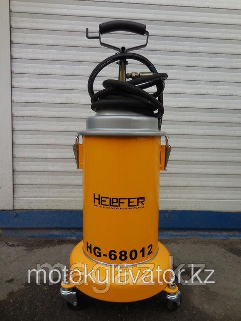 Механический экстрактор для замены масла Helpfe
