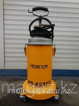Механический экстрактор для замены масла Helpfe, фото 2