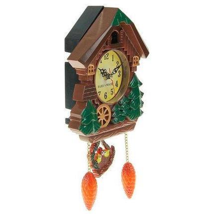 Часы настенные с кукушкой FAIRYS WOODS, фото 2