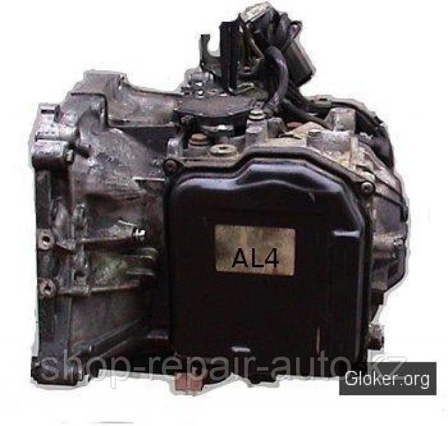 АКПП автомат на рено (Renault) Duster