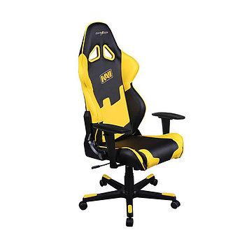 Кресло игровое DXRacer NATUS VINCERE, Нагрузка (max): 100 кг, Подлокотники, Подголовник, Вентиляция, Цвет: Чёр