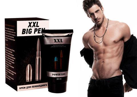 Крем для мужчин XXL BIG PEN {Австрия}, фото 2