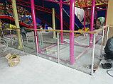 Перильные ограждения из нержавейки, фото 4