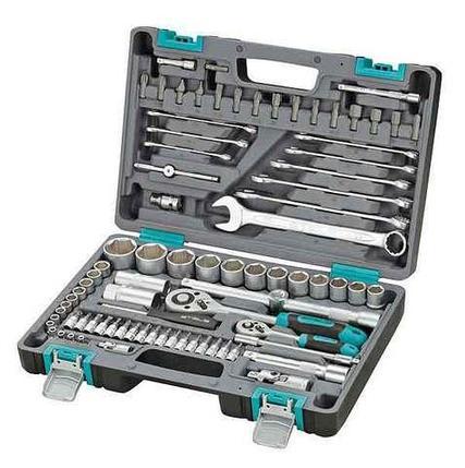 """Набор инструментов ½"""" и ¼"""" STELS AUTO Tool Set [82 предмета] 14105, фото 2"""