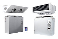 Агрегат холодильный REFBLOCK RDS-RB-CM-1.6, Воздухоохладитель, Пульт управления