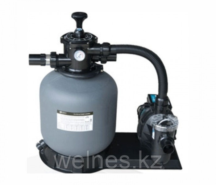 Фильтрационный моноблок (фильтр P500, насос 6-7 куб.м./час)