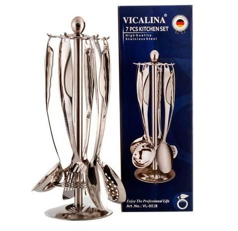 Набор кухонных аксессуаров VICALINA VL-0538 [7 предметов]