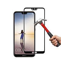 Защитное стекло DF для смартфона Huawei P20 Plus / P20 Pro