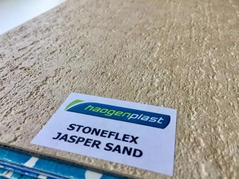ПВХ лайнер для бассейна Haogenplast STONEFLEX JUSPER SAND