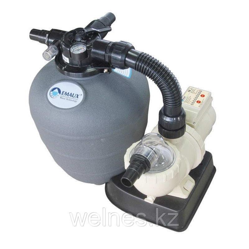 Фильтрационный моноблок (фильтр P300, насос 5-6 куб.м./час)