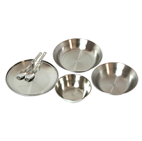 Набор посуды на 2 персоны TIERRA