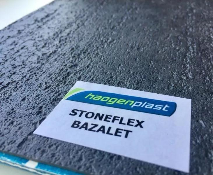 ПВХ лайнер для бассейна Haogenplast STONEFLEX BAZELET 3D