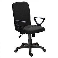Офисное кресло, кресло ZETA, Зета,  ZETA,  компьютерное кресло, ZETA,  Квадро Н гобелен чёрный