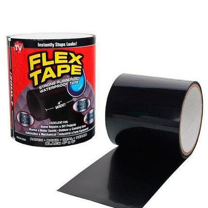 Изоляционная клейкая лента водонепроницаемая сверхсильная FLEX TAPE, фото 2