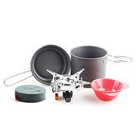 Набор посуды с газовой горелкой Tierra THB-9004