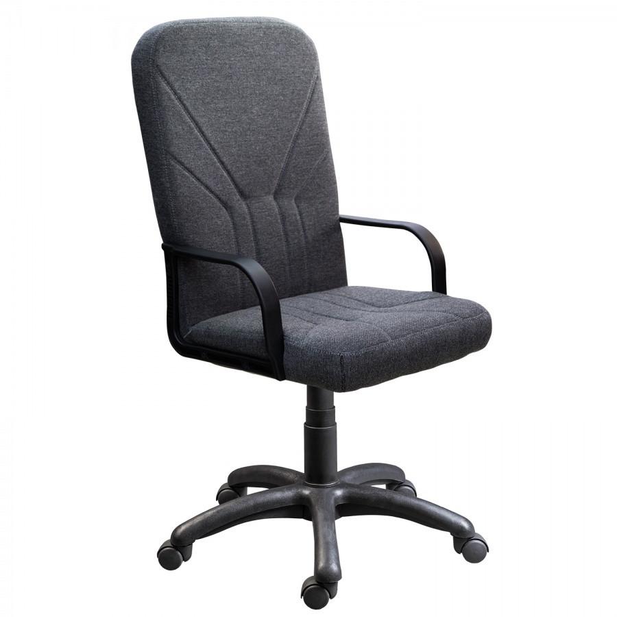 Офисное кресло Маджестик (гобелен серый)