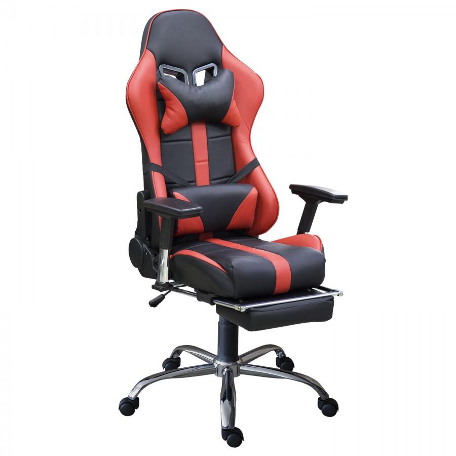 Геймерское кресло Strike Turbo