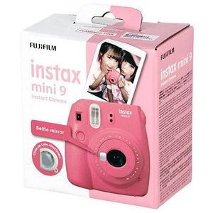 Фотоаппарат моментальной печати Fujifilm Instax Mini 9 (Розовый фламинго)