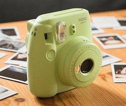 Фотоаппарат моментальной печати Fujifilm Instax Mini 9 (Розовый фламинго), фото 3