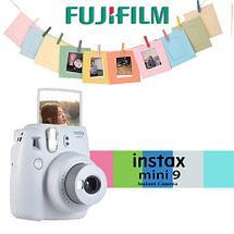 Фотоаппарат моментальной печати Fujifilm Instax Mini 9 (Дымчатый белый), фото 2