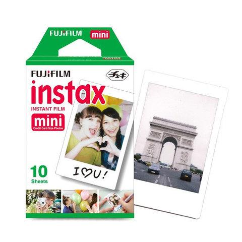 Кассета-картридж с фотобумагой для камеры INSTAX mini FUJIFILM (10 кадров)
