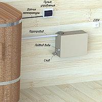 Парогенератор ПГП с автоматическим набором воды 4 кВт (до 4 куб)