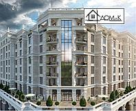 2D 3D проекты многоэтажные дома