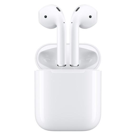 Наушники Apple AirPods 2019 с поддержкой беспроводной зарядки