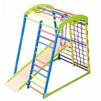 Детский спортивный комплекс для дома «SportWood»