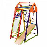 Детский спортивный комплекс «BambinoWood Color Plus», фото 1