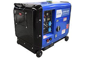 Дизельный сварочный генератор TSS PRO DGW 3.0/250ES-R